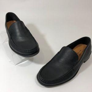 Robert Wayne 8.5 D Maine Loafer Dress Shoe Black